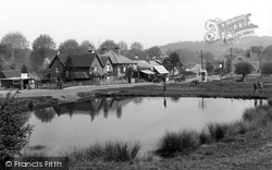 North Holmwood, Pond 1934