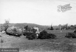 North Holmwood, St John's Church 1896