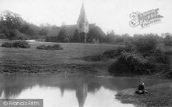 North Holmwood, St John's Church 1903