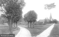 North Holmwood, St John's Church 1907