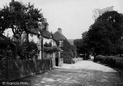 North Holmwood, Stone Bridge, Dorking Road 1909