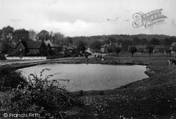 North Holmwood, Village Pond 1913
