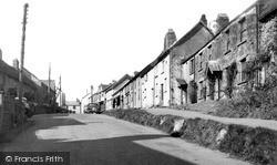 Fore Street c.1955, North Molton