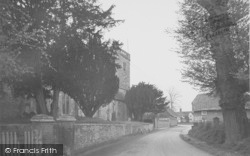 North Moreton, c.1950
