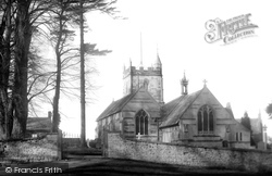 North Nibley, St Martin's Church 1900