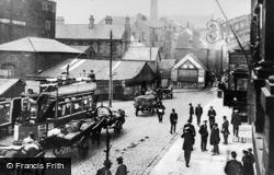 North Shields, New Quay 1919