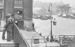 North Shields, New Quay c.1930