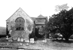 Church Of St Mary The Virgin 1898, North Stoke