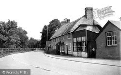 North Tidworth, Andover Road Corner c.1965