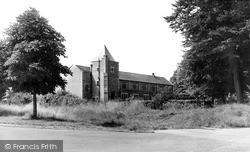 North Tidworth, Catholic Church Of St Patrick And St George c.1955