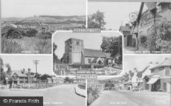 North Tidworth, Composite c.1955