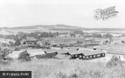 North Tidworth, General View c.1955