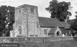 North Tidworth, Holy Trinity Church c.1910