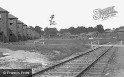 North Tidworth, Lucknow Barracks c.1910