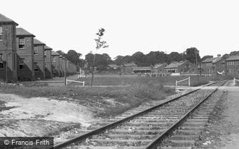 North Tidworth, Lucknow Barracks c1910