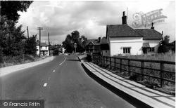 North Tidworth, Main Road c.1965