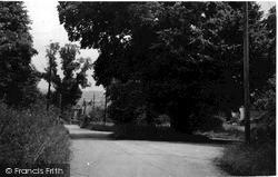 North Tidworth, St George's Road c.1965