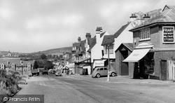 North Tidworth, Station Road c.1955