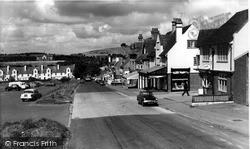 North Tidworth, Station Road c.1965