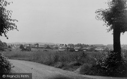 North Tidworth, The Barracks c.1965