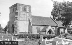 North Tidworth, The Church c.1965