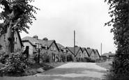 North Tidworth, Zouch Cottages c1965