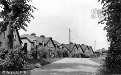 North Tidworth, Zouch Cottages c.1965