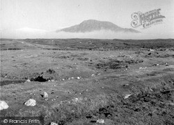 North Uist, Cloud On Eaval 1963