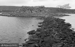 North Uist, Dun An Sticer 1963