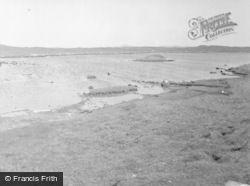 North Uist, Dun, Oban Trumisgarry 1963