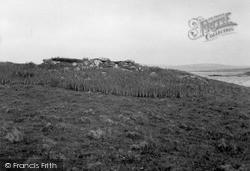 North Uist, Earth House, Cnoc A Comhdhalach 1963