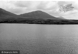 North Uist, From Lochmaddy Pier 1963