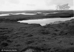 North Uist, Inlets Of Loch Maddy 1963