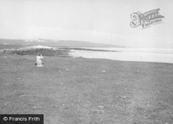 North Uist, Island In Vallay Strand 1963