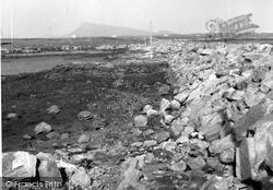 North Uist, North Ford Causeway 1963