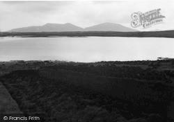 Peat, Loch Maddy 1963, North Uist