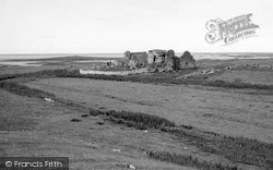 North Uist, Teampull Na Trionaid 1963