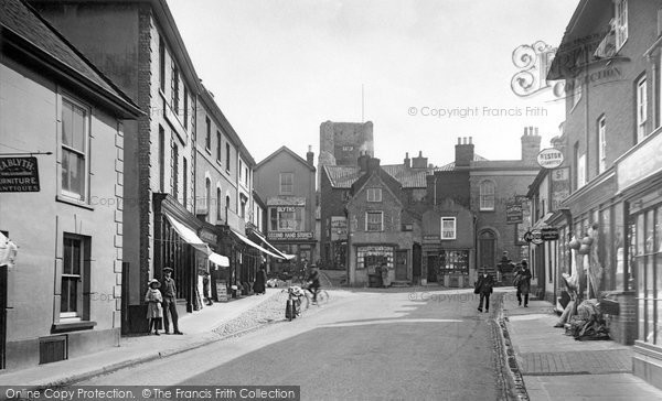Photo of North Walsham, 1921