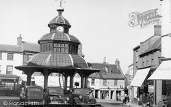 North Walsham, Market Cross c.1955