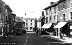 Market Street c.1955, North Walsham