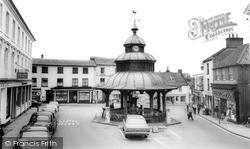 Market Street c.1960, North Walsham
