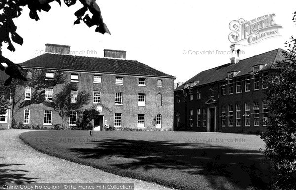Paston School c1955, Reproduced courtesy of Francis Frith