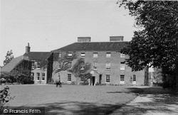 North Walsham, The Grammar School c.1955