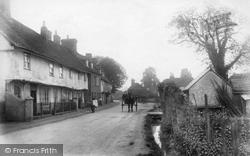 North Warnborough, The Village 1904