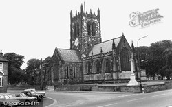 All Saints Church c.1965, Northallerton