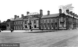 County Hall c.1960, Northallerton
