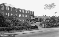 The Nurses Home, Friarage Hospital c.1960, Northallerton