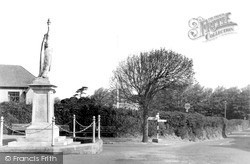 Northam, Approach From Bay View Road c.1955