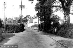 Northam, Bay View Road c.1955