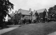 Northam, Burrough House (home of Amyas Leigh) 1906
